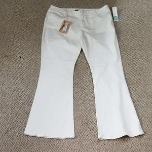 Dear John white ladies jeans